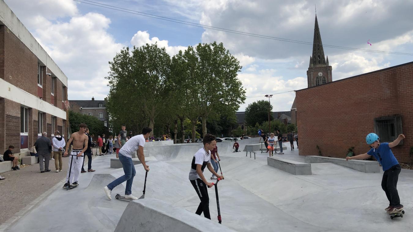 Hazebrouck: le skatepark fermé jusqu'au 30 septembre