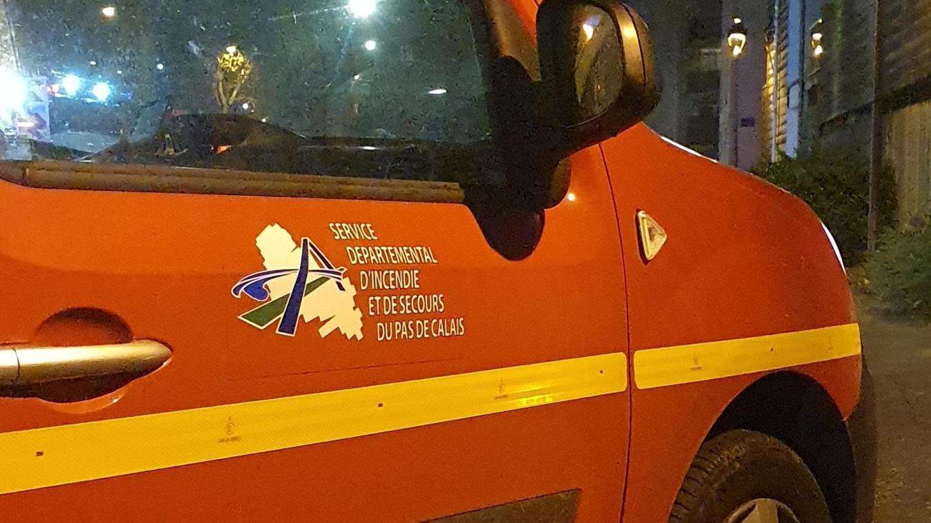 Sallaumines: coupure de gaz pour 40 foyers à la suite d'un feu de véhicule