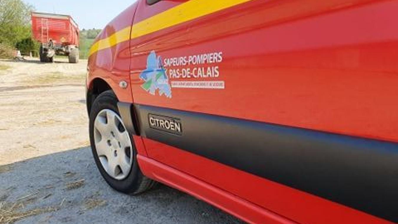 Carvin: Sept véhicules impliqués dans un grave accident sur l'A1