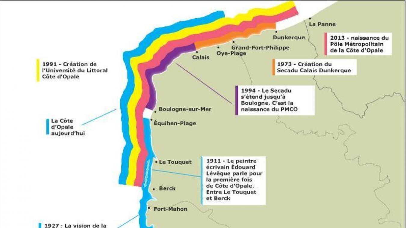 D'où vient le nom Côte d'Opale ? Histoire d'un nom et d'un territoire qui suscite des débats