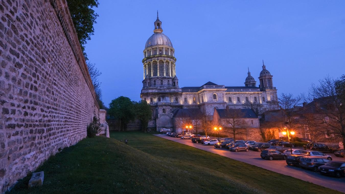 La basilique Notre-Dame, l'un des joyaux de Boulogne-sur-Mer. Un atout parmi tant d'autres, qui pourrait permettre à la cité Napoléonienne d'être élue Capitale de la Côte d'Opale.