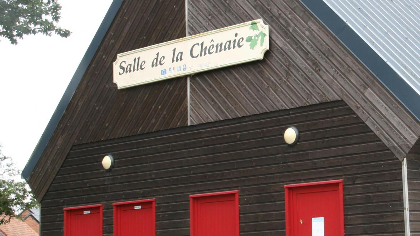 Le départ de la marche aura lieu à la salle de la Chênaie.