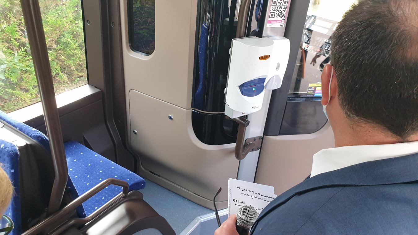 Dans l'Arrageois, comment le Covid-19 impacte le réseau de bus et inquiète ses employés
