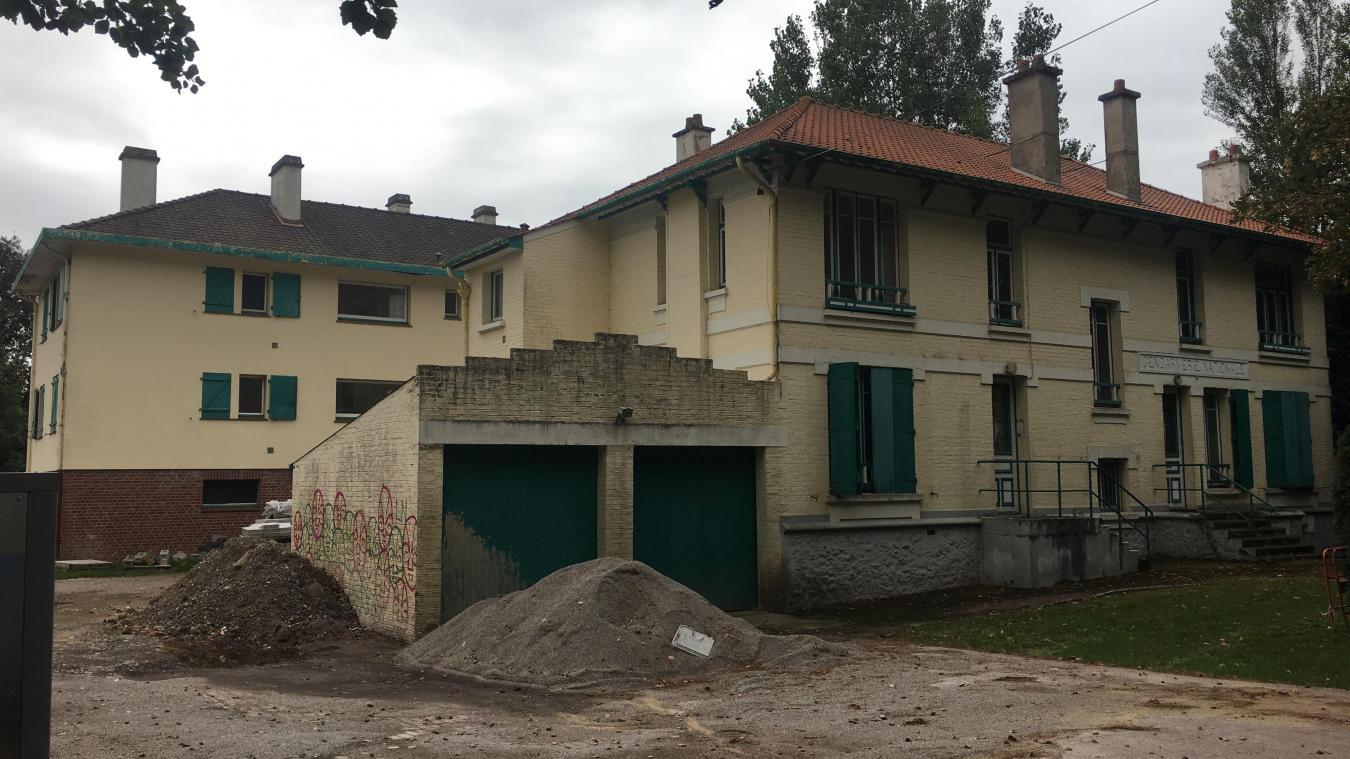 Qui de la Police Municipale ou de la Police Nationale investira les locaux de l'ancienne gendarmerie au quartier Quentovic ?