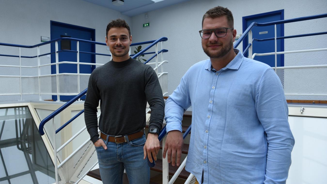 Antoine Capet et Sébastien Joly sont basés sur la zone de Capécure.