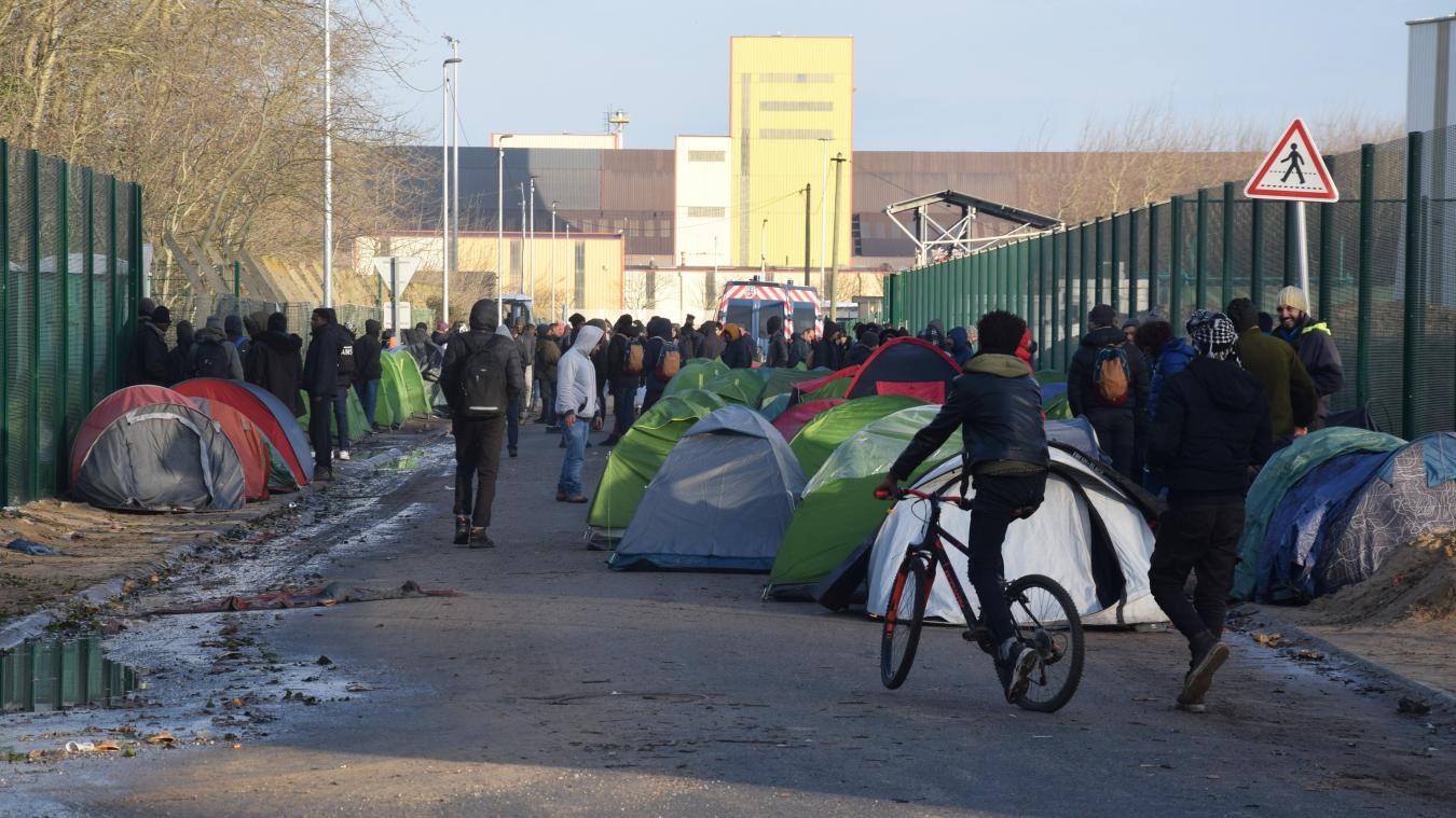 Natacha Bouchart demande que l'on remette en place le délit de séjour irrégulier à Calais