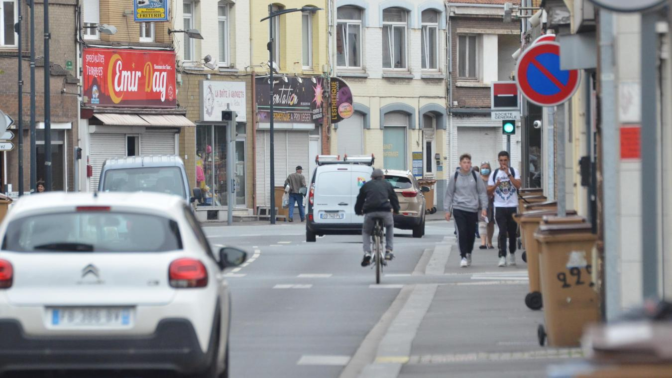 La rue de la République va-t-elle retrouver une partie de son lustre d'antan ?