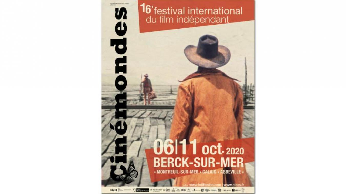La 16e édition de Cinémondes, le festival international du film indépendant de Berck, se déroulera du 6 au 11 octobre 2020 au Cinos.