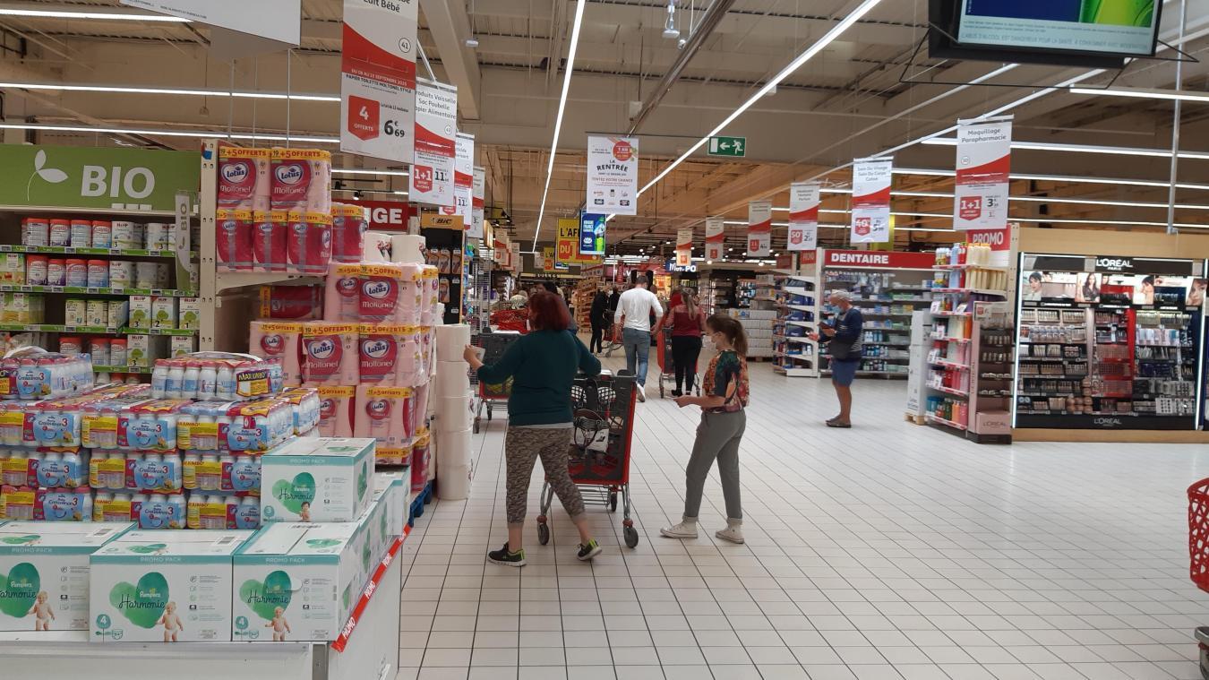 Auchan Calais « sera concerné par la réorganisation » précise le service communication du groupe, sans indiquer s'il y aura des suppressions de postes.