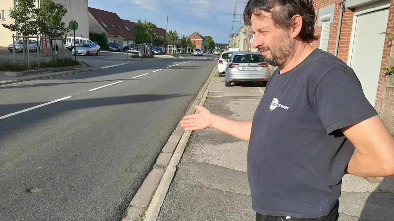 Auchel : la rue Arthur-Lamendin trop bruyante?