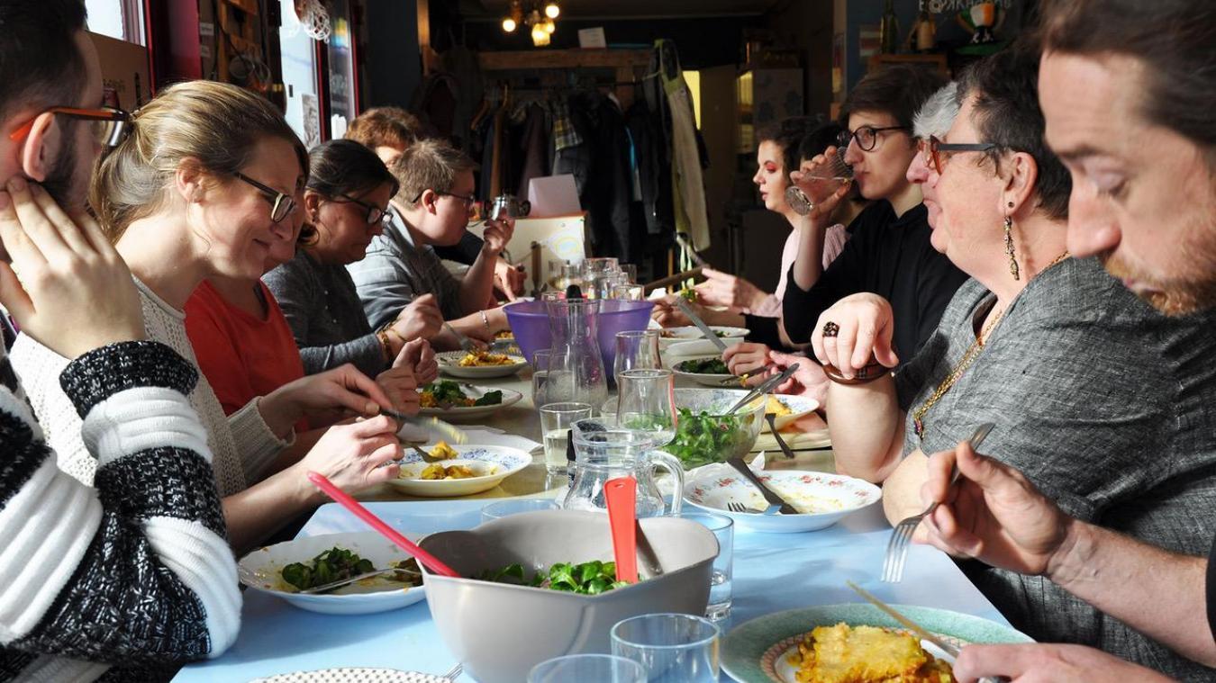 Bruay-la-Buissière: du jardin à l'assiette avec les Manges-quoi