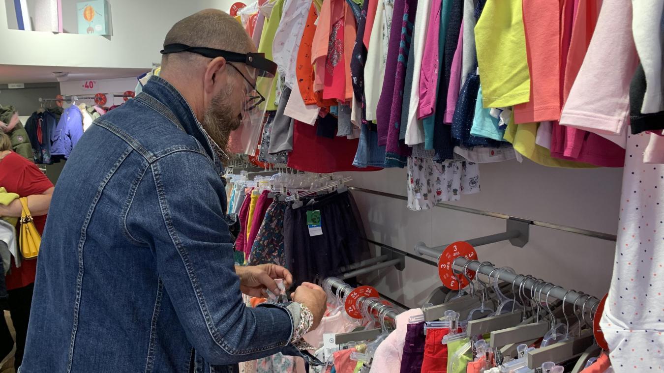 Le magasin pour enfants implanté rue du Président-Wilson depuis huit ans va fermer d'ici le mois d'octobre. Le gérant, Christophe, a d'autres projets en tête.