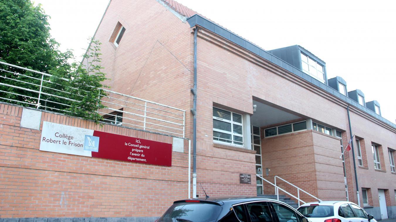 Des élèves d'une même classe ont été renvoyés chez eux mercredi 9 septembre.