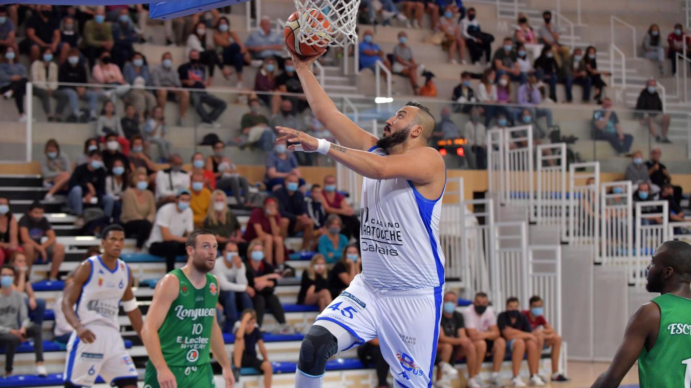 Calais Basket a sombré à Loon-Plage