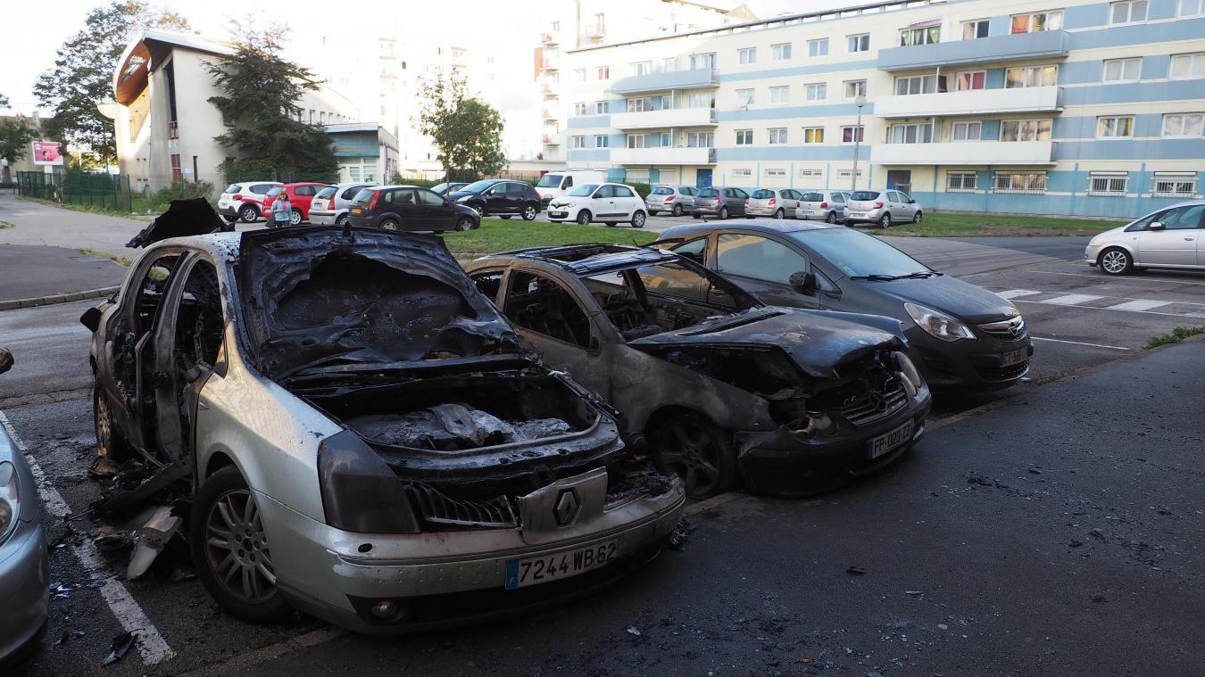 L'incendie a eu lieu dans la nuit de samedi à dimanche 13 septembre, vers 2h30 du matin.