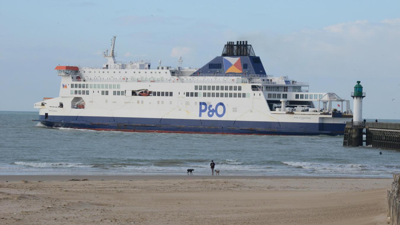 Le Pride of Canterbury sera de nouveau opérationnel entre Calais et Douvres à partir du 3 octobre.
