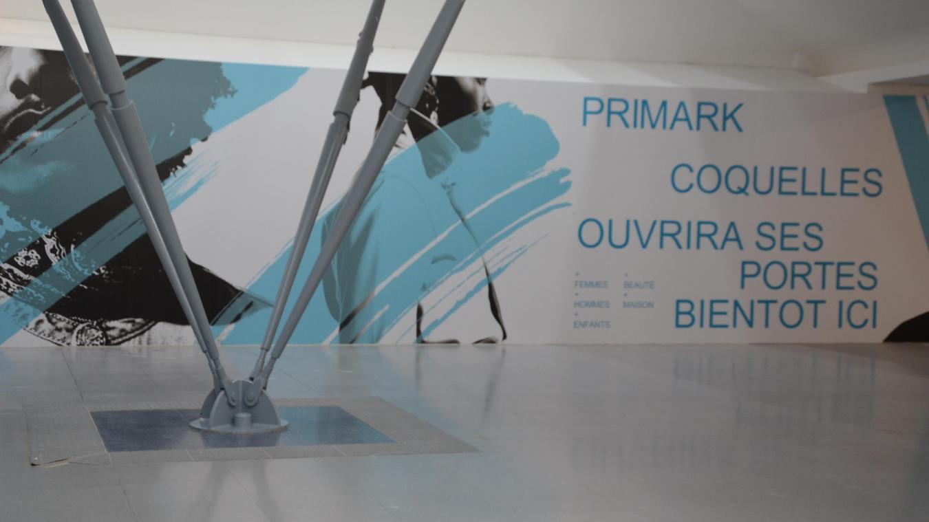 Primark commence à communiquer sur son arrivée à Cité Europe: dans quelle ambiance se fera-t-elle ?