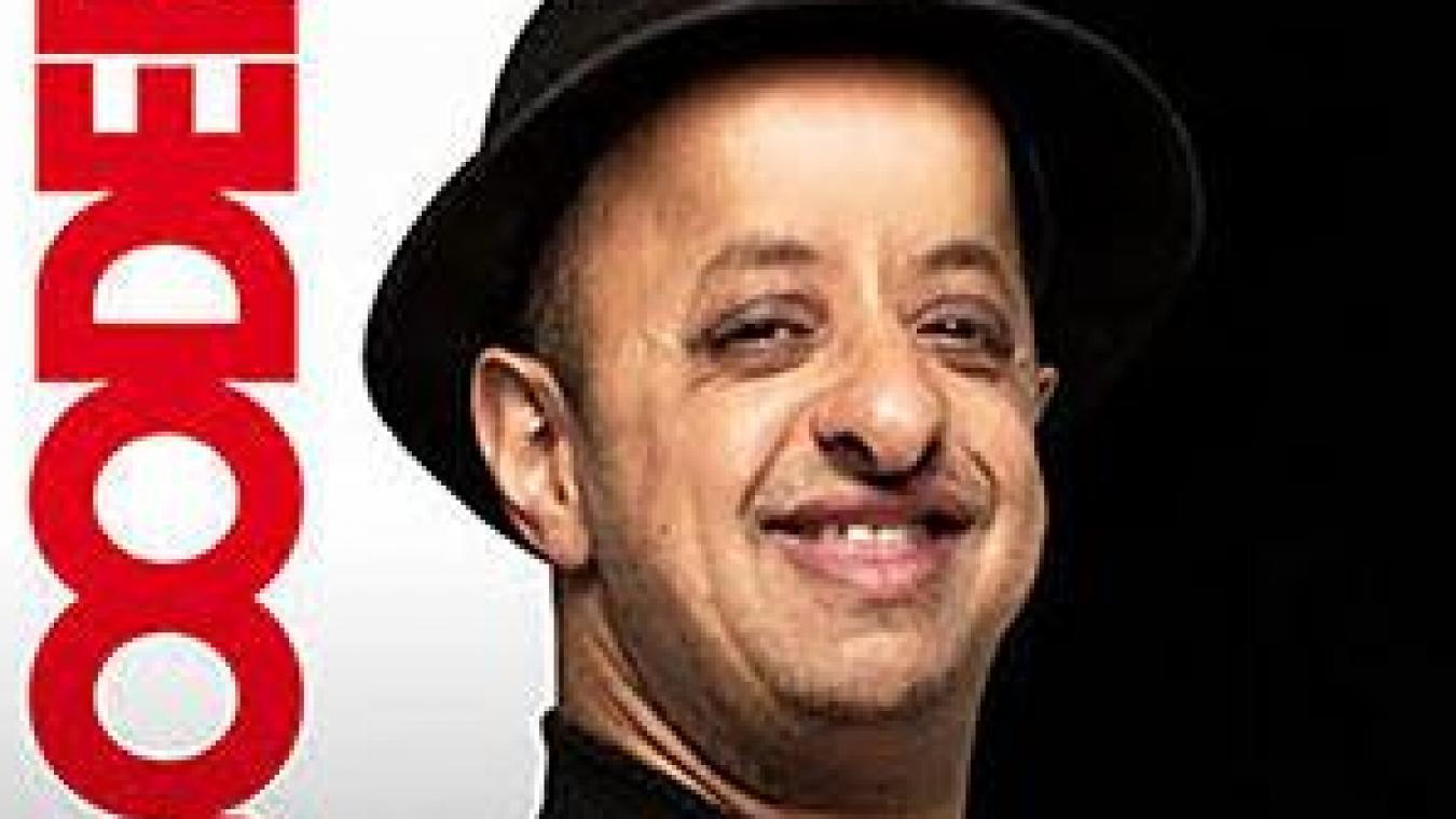 L'humoriste Booder devait se produire sur la scène du centre culturel Georges Brassens les 18 et 19 septembre.