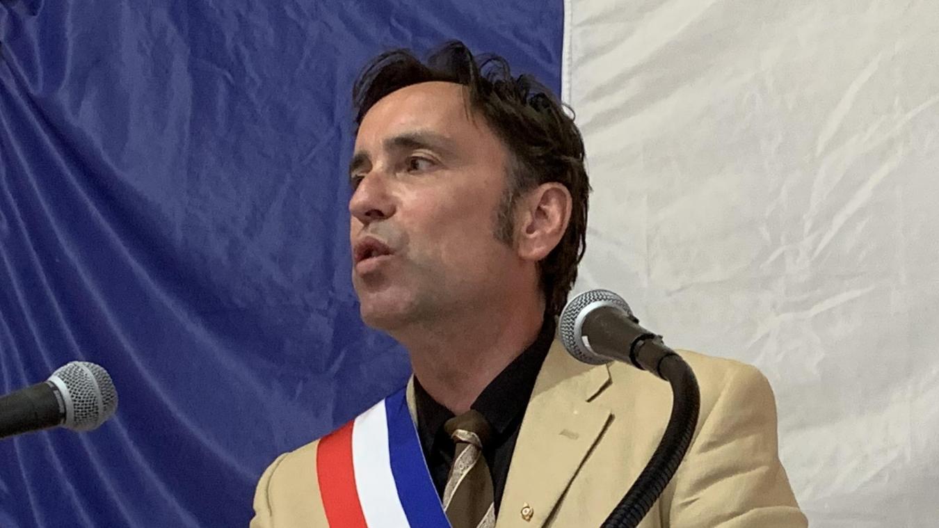 191 voix séparaient Sony Clinquart de Joël Demazière, lors des élections 2020. (Photo d'archives)