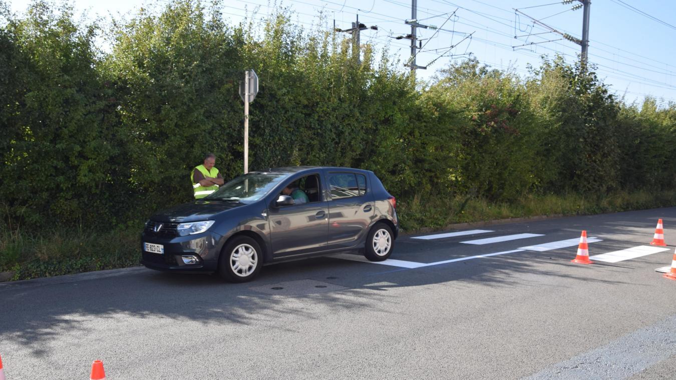 Les stops installés bousculent le régime de priorité et les habitudes des conducteurs.