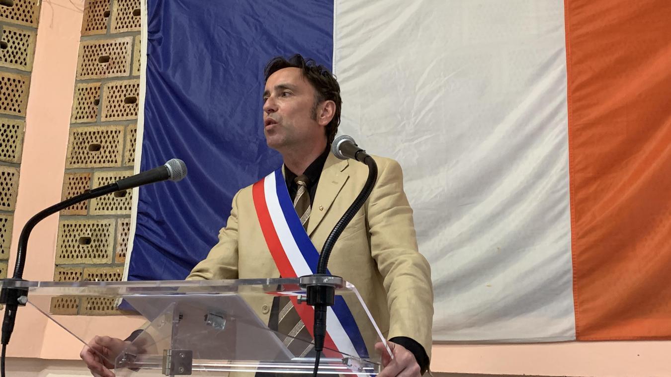 Sony Clinquart, le maire de Grand-Fort-Philippe, a annoncé qu'il n'organiserait aucune réunion publique durant cette nouvelle campagne municipale.