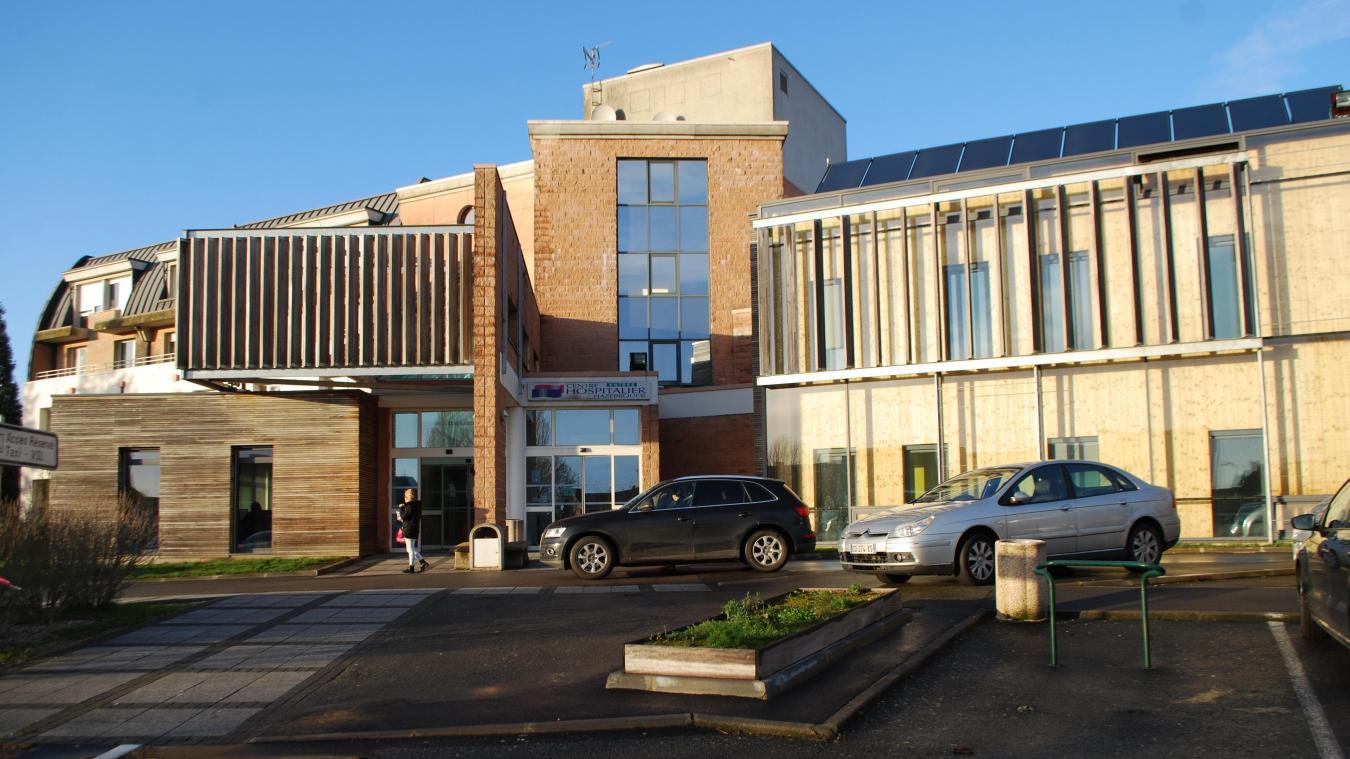 Sept cas de Covid à l'hôpital d'Hazebrouck