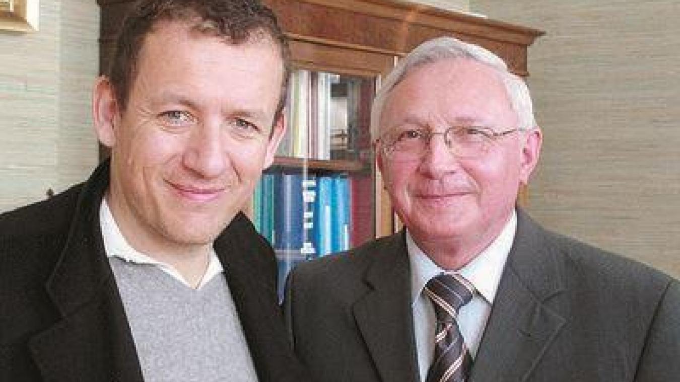 En tant que maire de Bergues, André Declercq a accueilli Dany Boon lors du tournage de  Bienvenue chez les Ch'tis  en 2007.