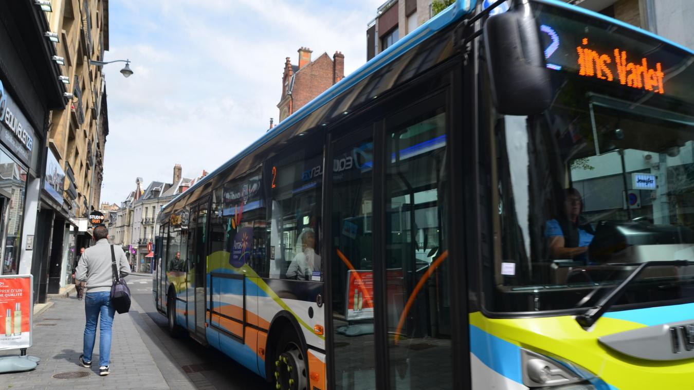 Arrageois: quels bus Artis circuleront ce jeudi 17 septembre?
