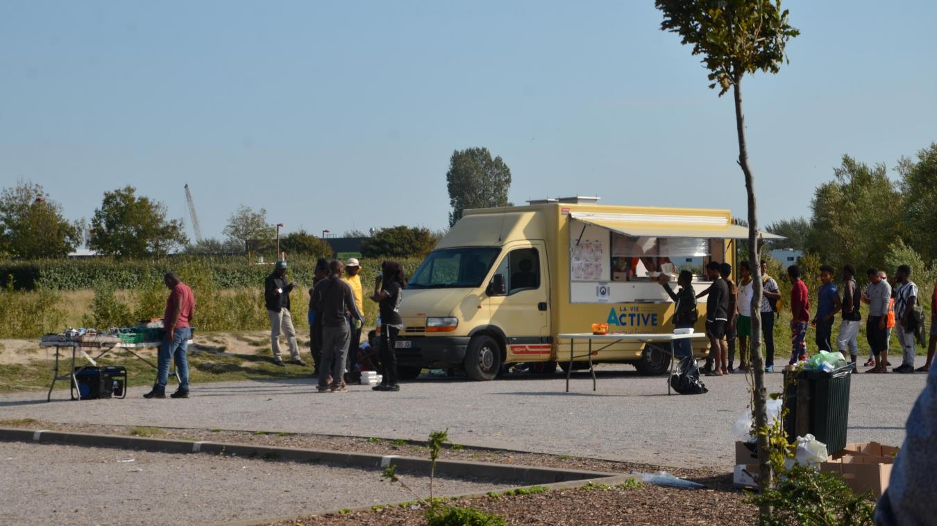 Les faits se sont déroulés aux abords du terrain de BMX où a eu lieu la visite du préfet le 15 septembre dernier.