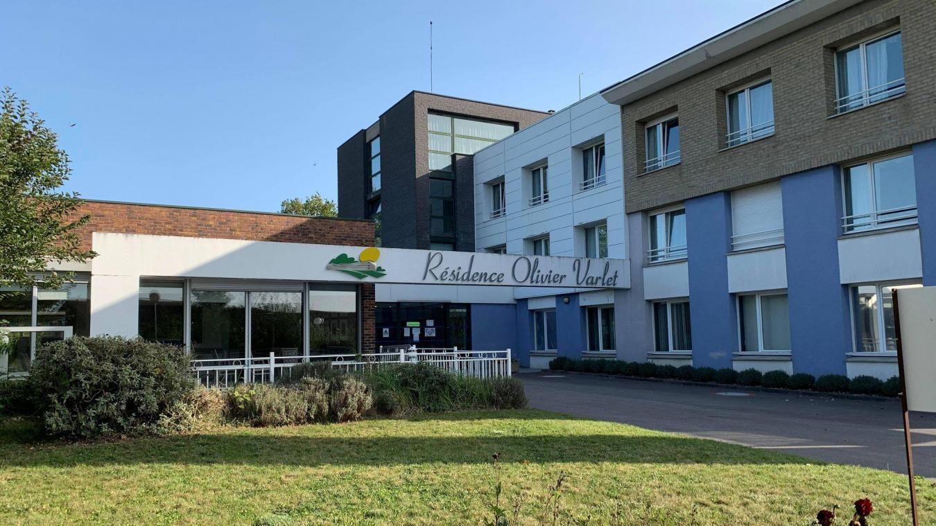 Une semaine après les premiers cas, 12 ont été dépistés positifs à la résidence Olivier-Varlet à Bourbourg.