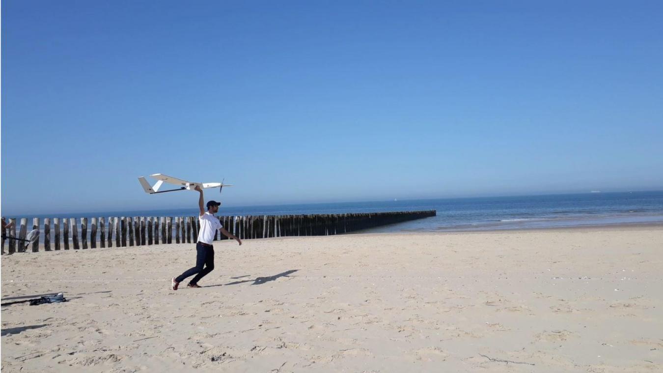 VIDEO- Drone solaire qui traverse la Manche: la vidéo de l'exploit