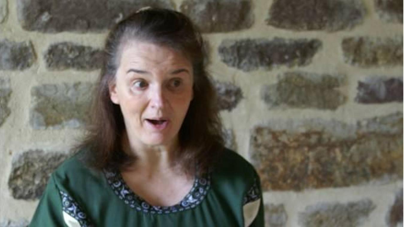 Nathalie Rocher contera les récits de Jeanne D'Arc à l'église du Christ Ressuscité.