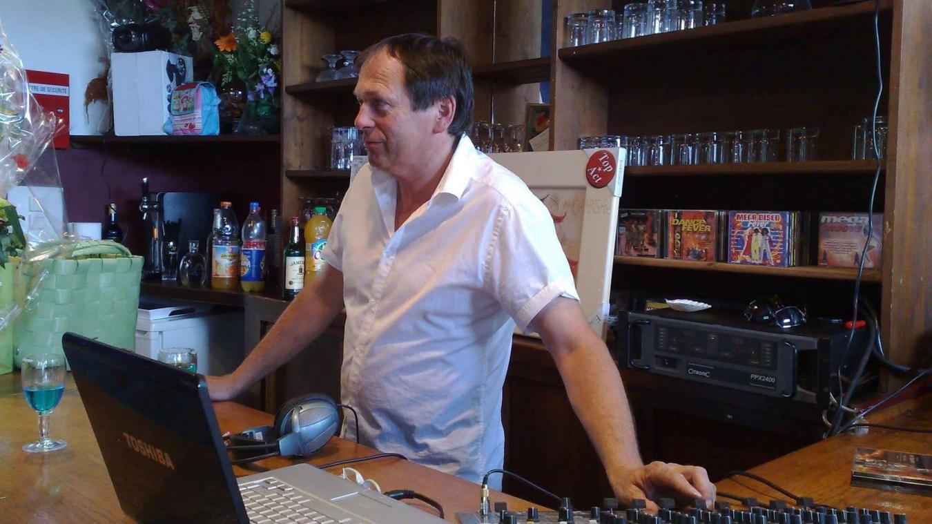 Michel Cardeur a été à la tête de la discothèque, avec son épouse, pendant vingt ans.
