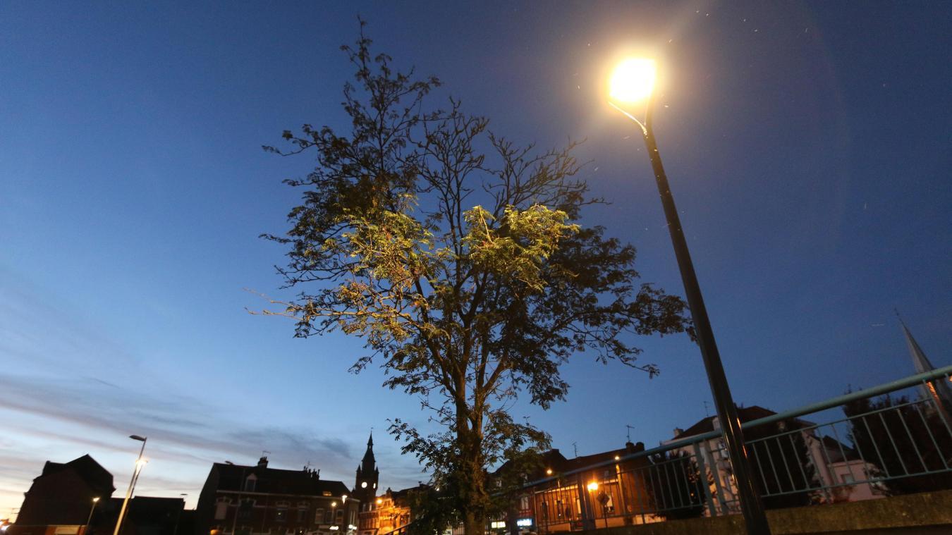 Les horaires de coupure nocturne de l'éclairage n'ont pas encore été définis à Lynde.