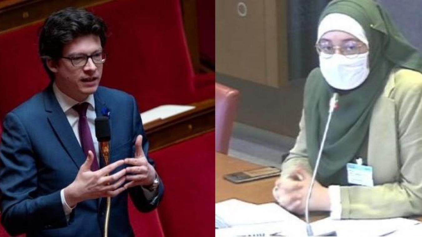 Le député du Calaisis Pierre-Henri Dumont ne veut pas d'une femme voilée à l'Assemblée nationale (vidéo)