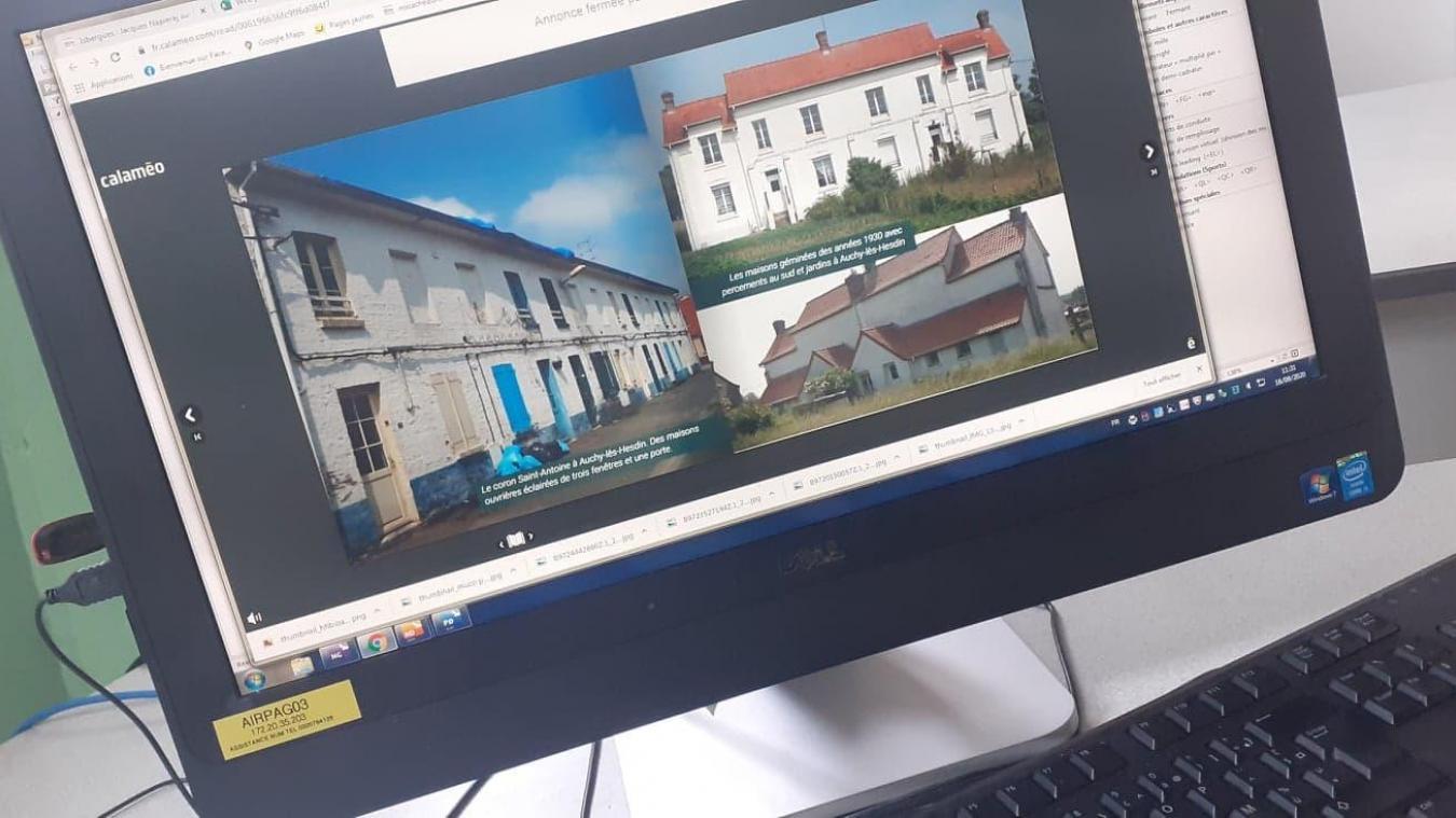 Le Comité d'Histoire du Haut-Pays (Fauquembergues) a créé des expositions virtuelles, elles ont obtenu 7 000 vues en deux mois.