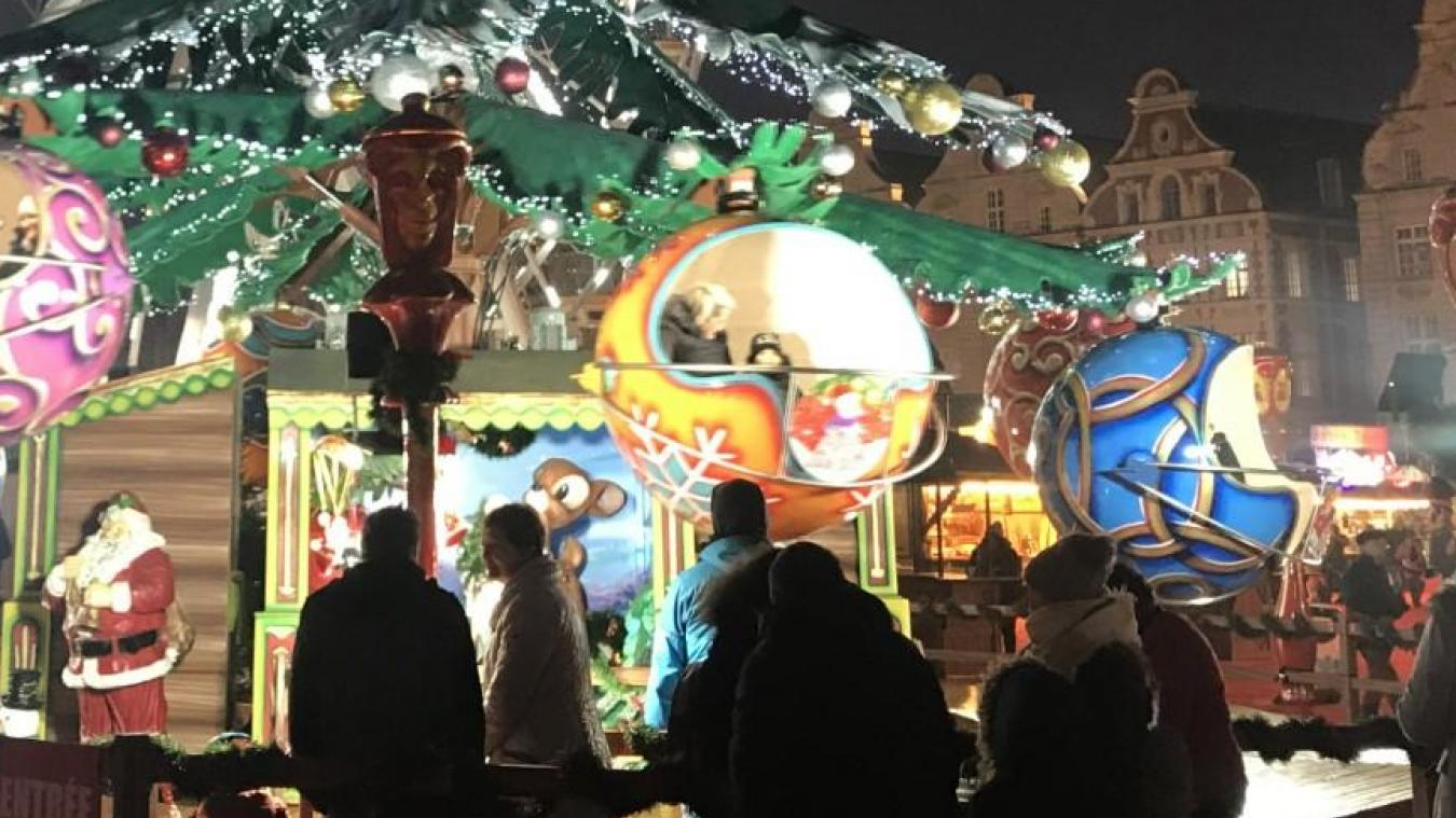 Quelles pistes pour le plan B du marché de Noël d'Arras?