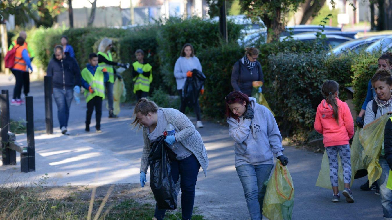 Béthune: tous mobilisés pour ramasser les déchets samedi 19 septembre