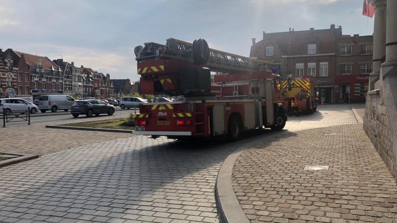 Bailleul : que s'est-il passé à la mairie cet après-midi ?