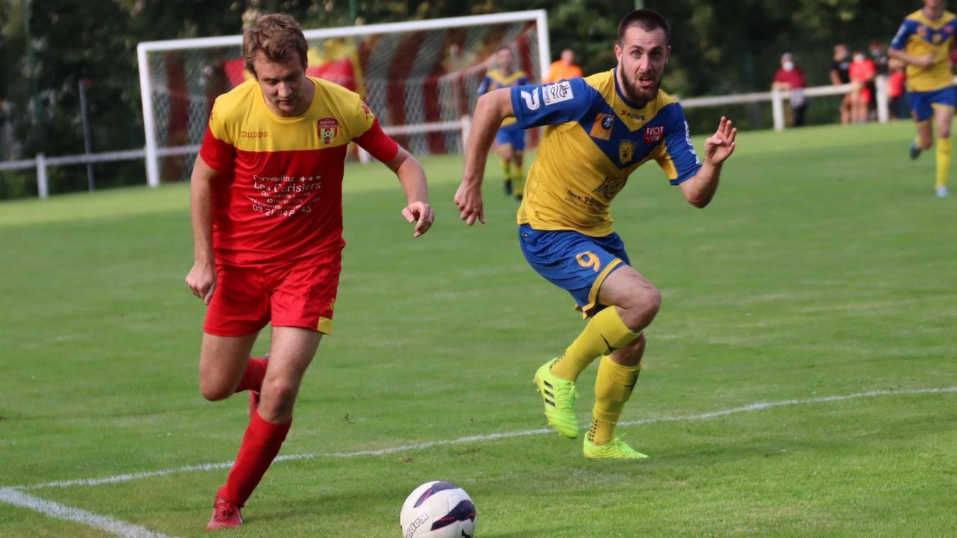 Vertonnois et Etaplois ont livré un vrai match de coupe de France, samedi 19 septembre devant environ 500 spectateurs.