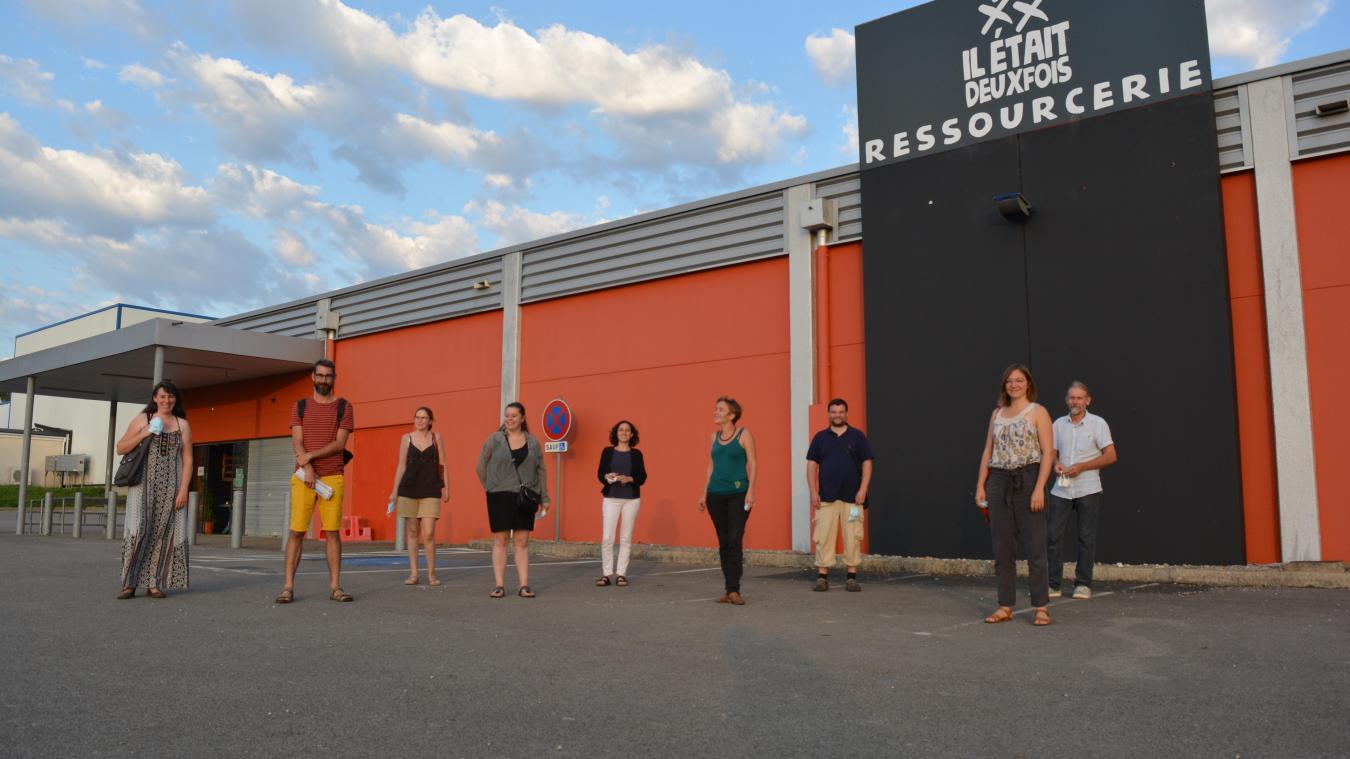 Dans le Montreuillois, les acteurs de l'économie sociale et solidaires travaillent ensemble depuis 2012 dans le cadre du collectif Pépit'ESS.