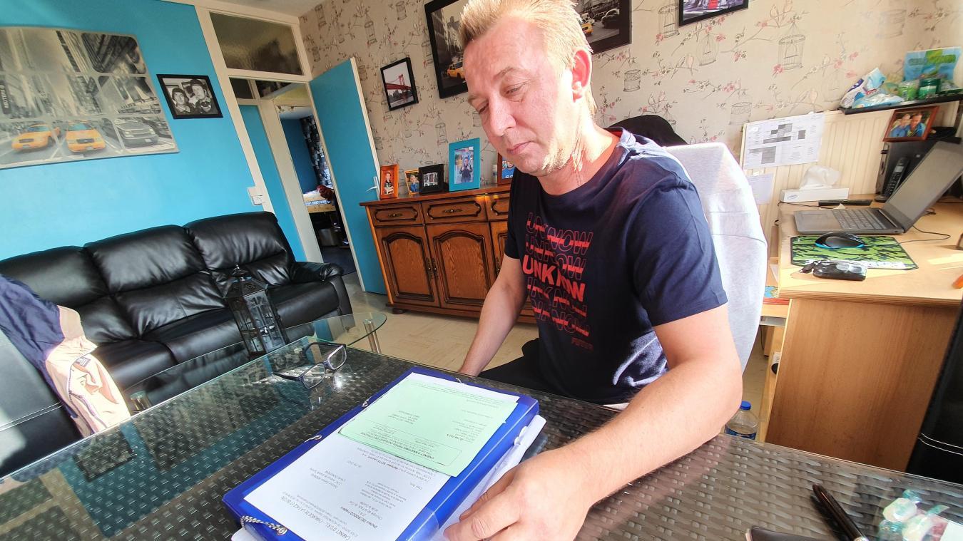 Laurent espère que sa situation se débloquera rapidement afin de se préparer au mieux à sa lutte contre son cancer.