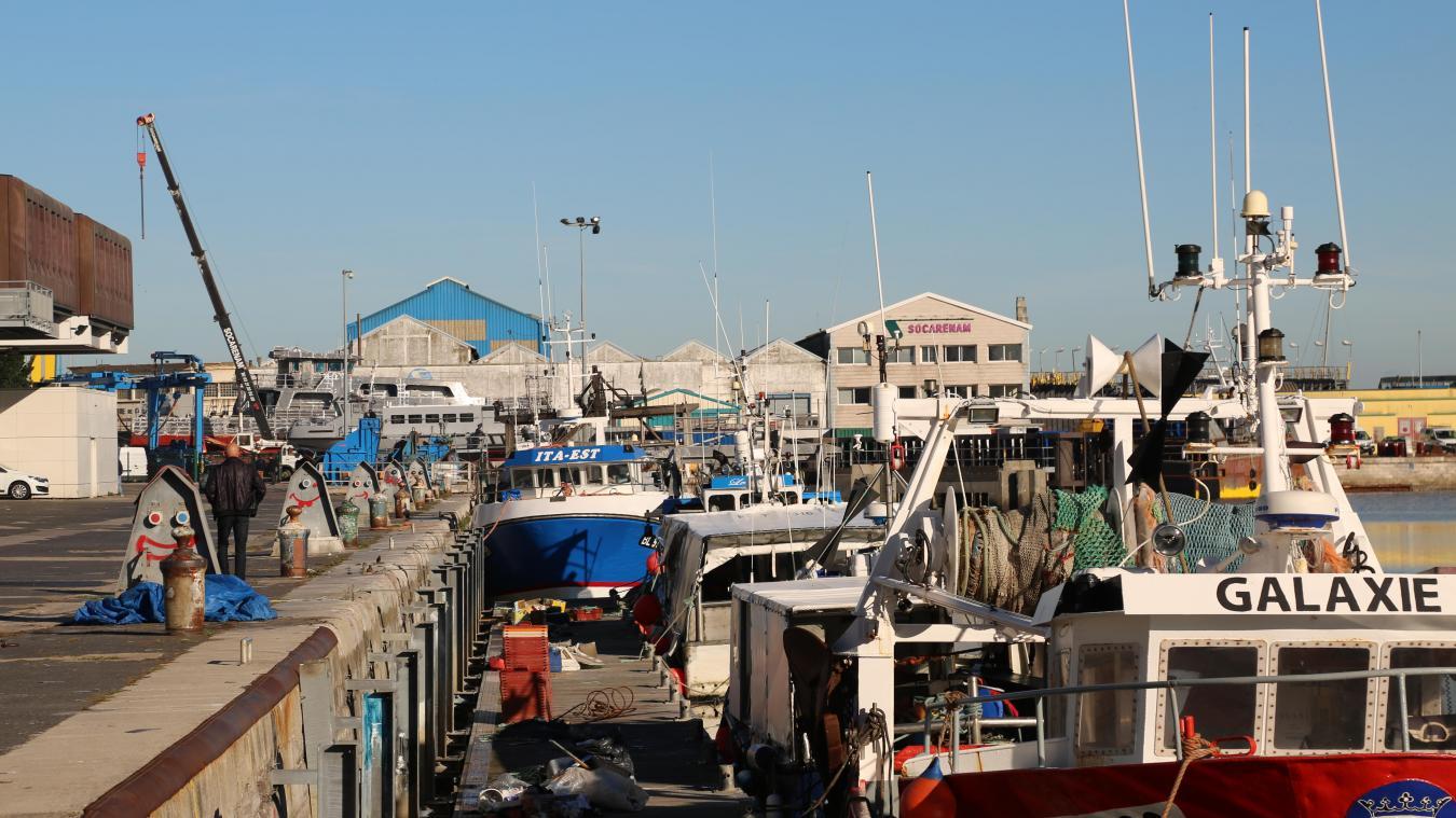 Le secteur de la pêche et de l'aquaculture a bénéficié ce jeudi d'une aide destinée à passer la tempête du Brexit.