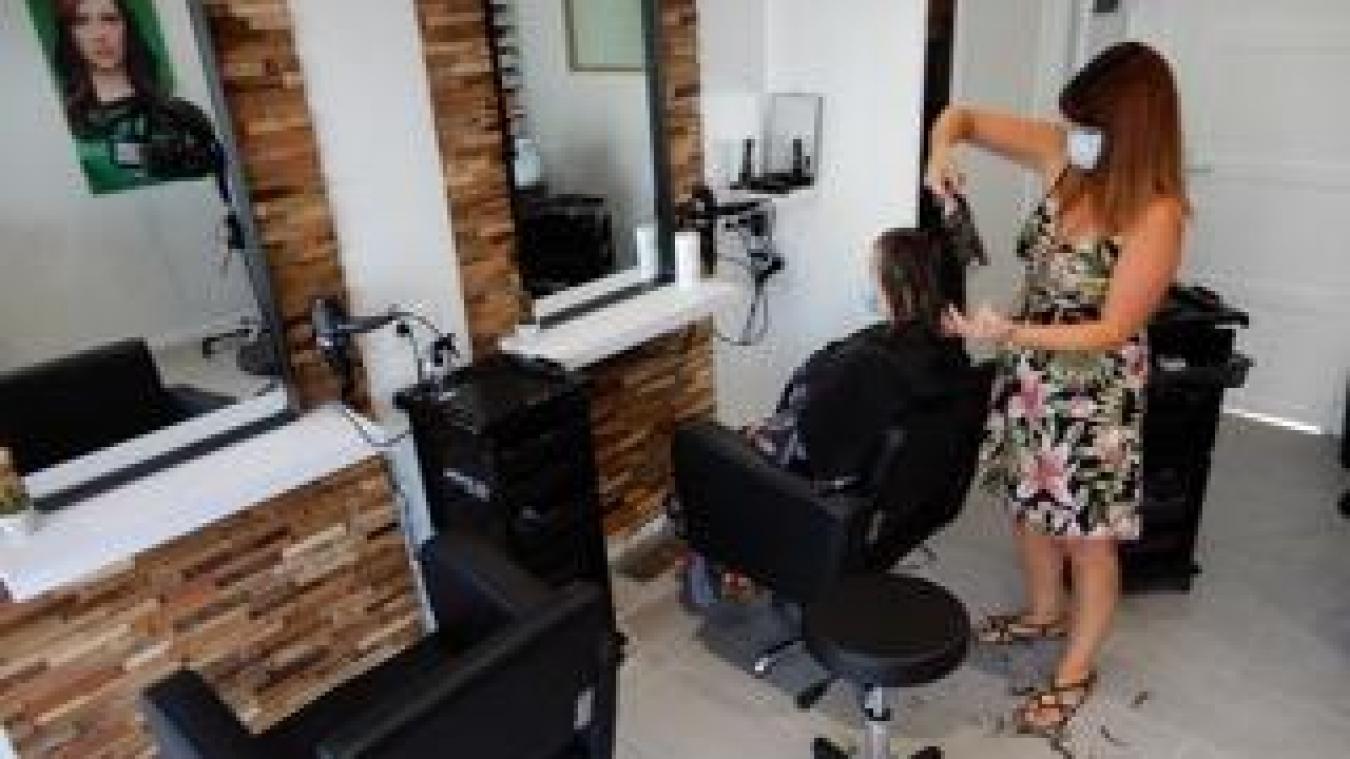 Le nouveau salon a ouvert rue des Mésanges à Spycker.