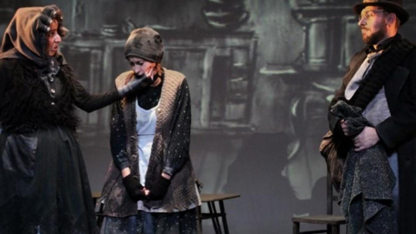 Une version musicales des Misérables devait être donnée en novembre par Scène & Cies.