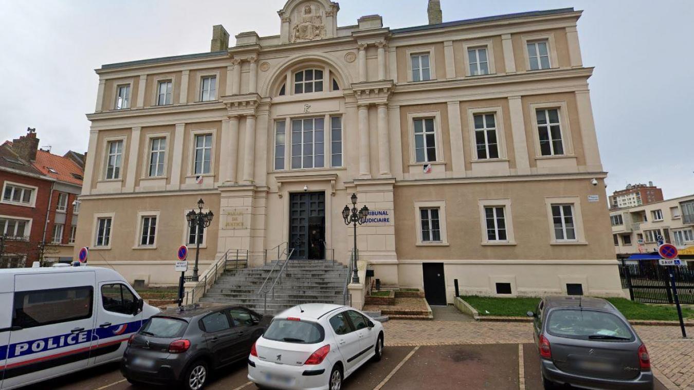 L'incident s'est produit dans une annexe du tribunal de Dunkerque.