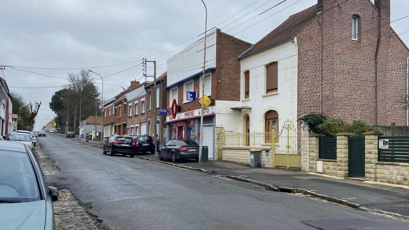 Bruay-la-Buissière: les travaux de la rue Basly débutent en octobre
