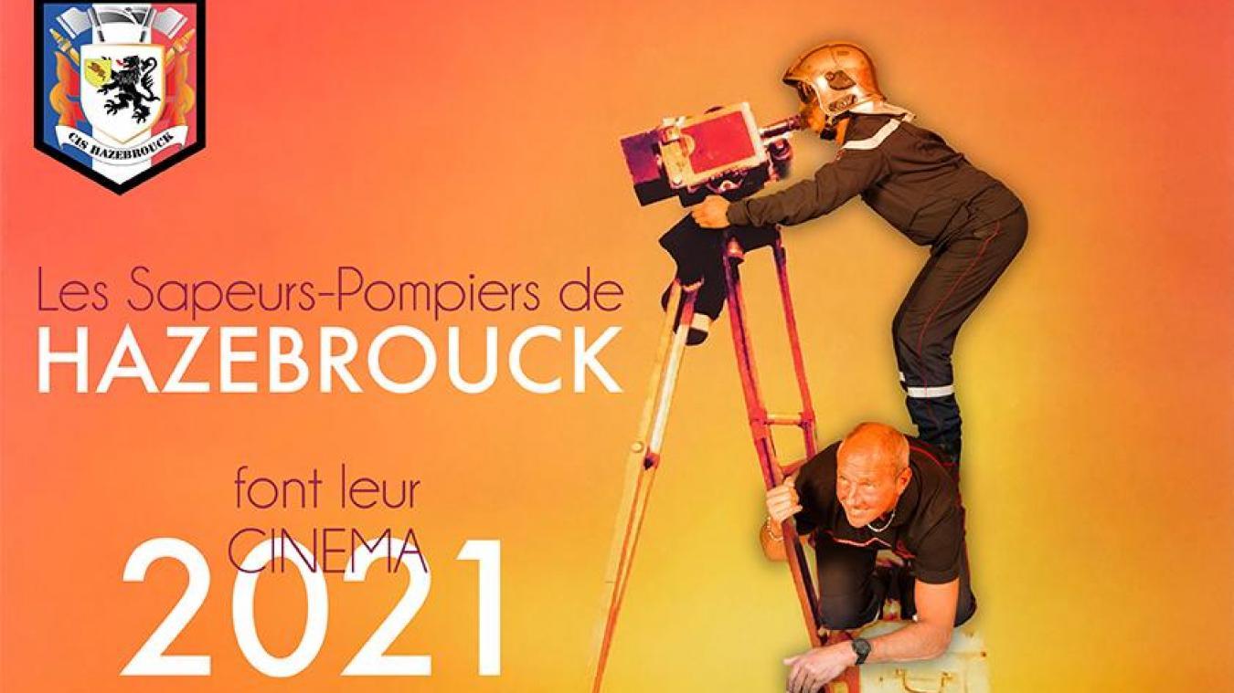 Pour la troisième année consécutive, les pompiers d'Hazebrouck ont fait appel au photographe Laurent Bossaert pour les mettre en scène dans leur calendrier.