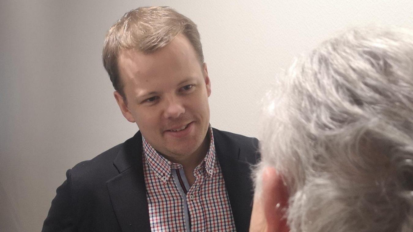 Le nouveau maire de Bergues veut que les habitants s'expriment, quitte à lui faire revoir sa copie sur certains projets.