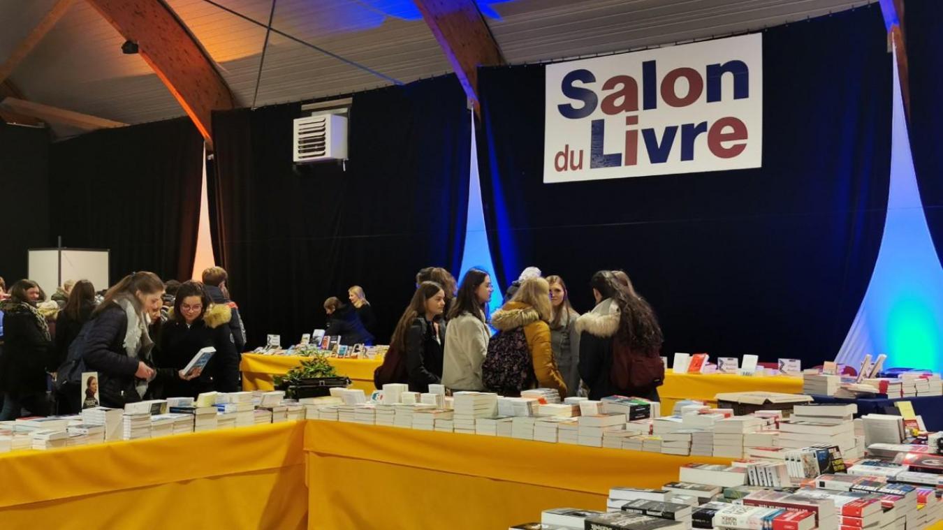 Cette année, à cause de la crise sanitaire, le traditionnel Salon du livre du Touquet n'aura pas lieu dans forme habituelle.
